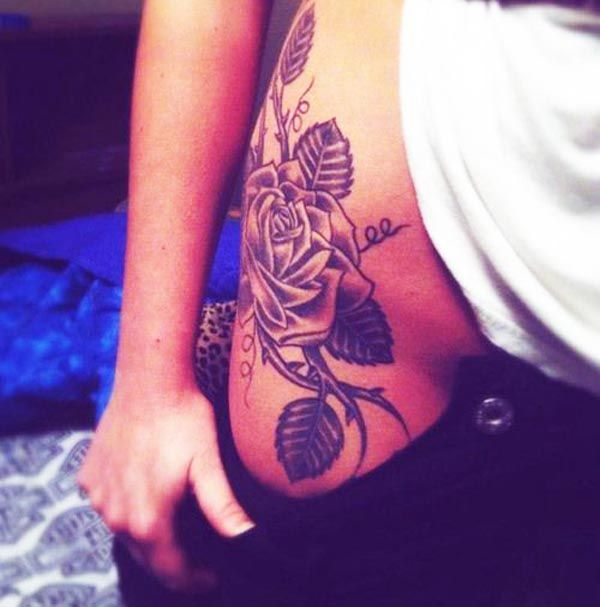 44 Awesome Hip Rose Tattoos: 612 Best N1 Images On Pinterest