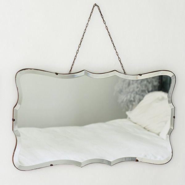 17 best ideas about frameless mirror on pinterest vintage mirrors grey frameless mirrors and hanging plants