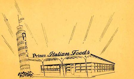 Prince's Pizza Saugus Massachusetts