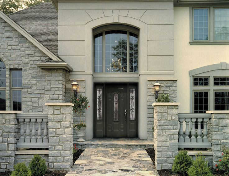 #TruTechDoors #TruTech #Doors can change the #curbside #appeal of your & 34 best Curbside Appeal images on Pinterest | Front doors Steel ... pezcame.com