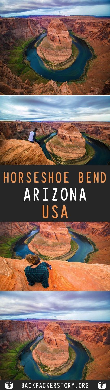Horseshoe Bend Arizona USA : Complete Guide