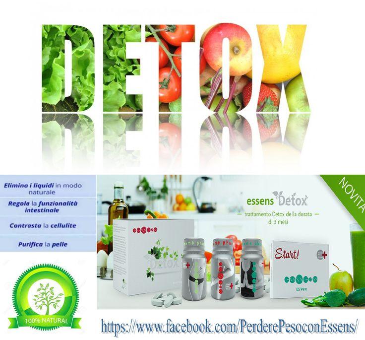 Ještěže máme DETOX  po tom vánočním hodování, je třeba vyčistit organismus a zhubnout kila, která jsme nabrali www.eessensworld.com Sponsorr ID 10000053