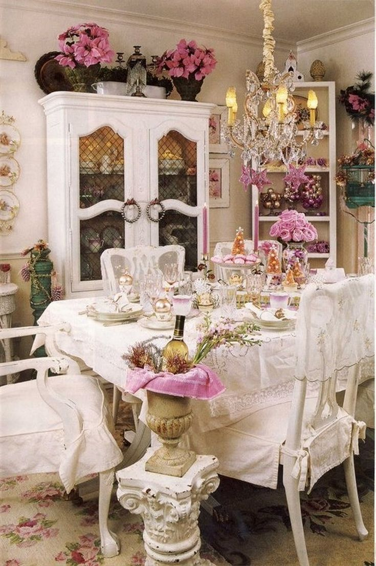 Best 25+ Shabby chic dining room ideas on Pinterest | Shabby chic ...