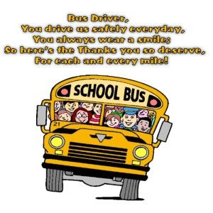 School Bus Driver Job Description - http://www.jobdescriptionsample.org/2016/03/school-bus-driver-and-aide-job-description-sample/  Basic responsibilities of bus driver School bus drivers must pick up and drop off students on a distinct route and strict time schedule. They must steer the bus through sometimes heavy traffic and must remain alert at all times in order to prevent  accidents. Drivers are also responsible for maintain order and enforcing the school system'