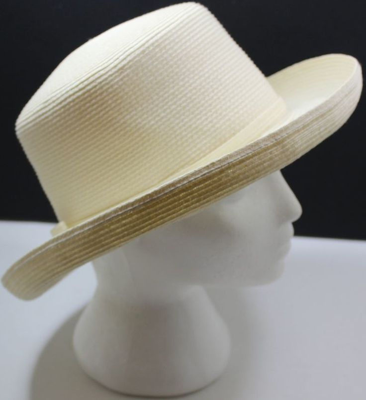 Liz Clairborne Company With A Bow Villager Summer Hat | eBay