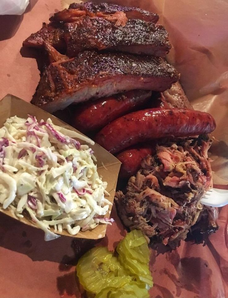 [I ate] Franklin's BBQ in Austin TX #TTDD#TheThingsDadsDo