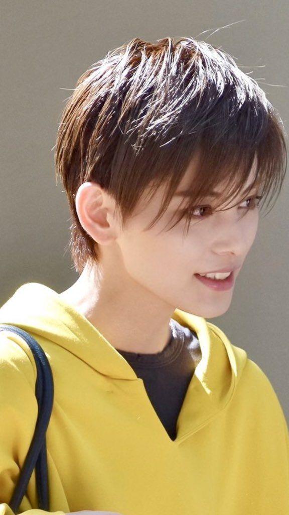 ゆめっぴ On Twitter ショートカット かっこいい ショート モデル ボーイッシュ 髪型