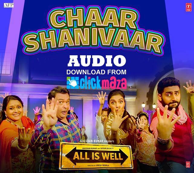 Chaar Shanivaar ** Singer-Vishal Dadlani,Armaan Malik **  *Malik Haseeb*