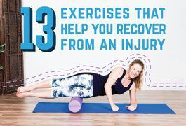 Lower back exercises are an important part of low back injury rehabilitation and can reduce pain and disability.