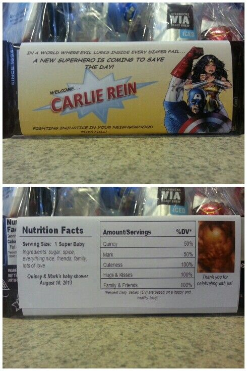 custom candy bar wrappers