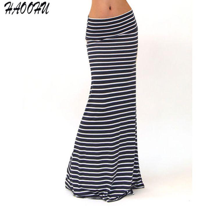 Best 25  Long striped skirts ideas on Pinterest | Long summer ...
