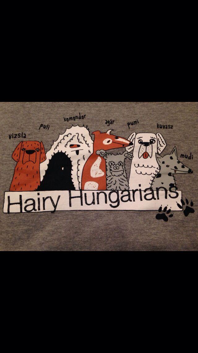 Hairy Hungarians