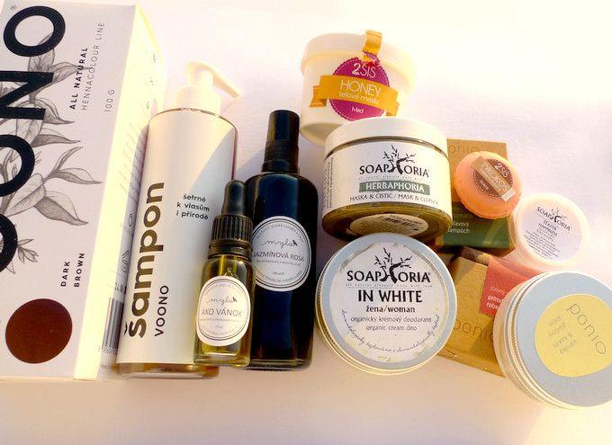 Nákupy kosmetiky prosinec 2017 + soutěž