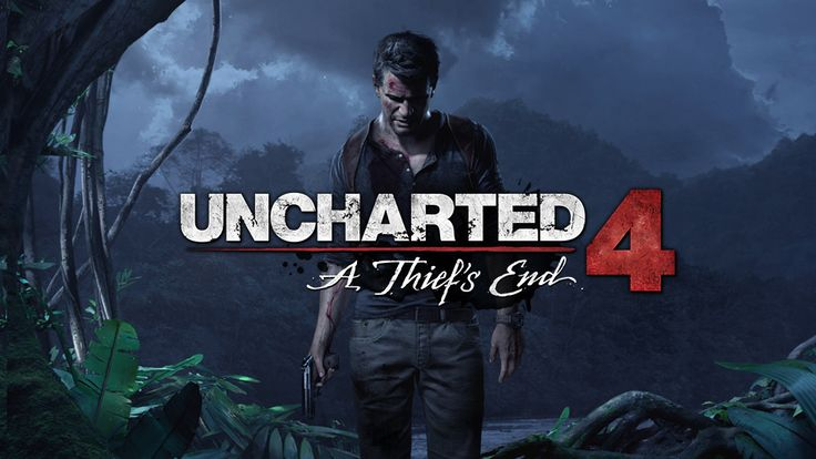 The last in the Uncharted Series.
