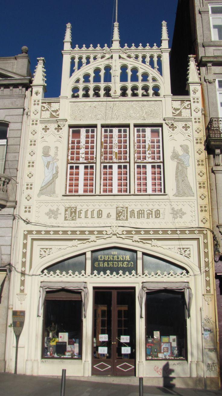 Livraria Lello | Porto, Portugal