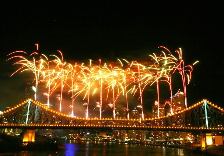 Brisbane Riverfire Festival