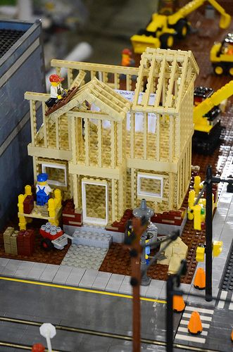 ~ Lego MOCs City ~ Habitat for Humanity? | by Bosta