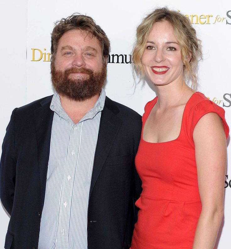 Zach Galifianakis and Wife Quinn Lundberg Welcome Second Baby