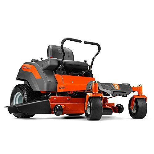"Product review for Husqvarna 967262401 48"" 23HP Zero Turn Mower. Performance and style hit the grass running with the all new Z200 Series Zero Turn Mowers. Cutting edge design, proven performance and new innovative features combine to make lawn maintenance an event instead of a chore.   	 		 			 				 					Famous Words of Inspiration...""In the hopes of..."