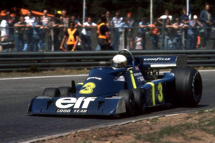Jody Scheckter (Tyrrell-Ford) Grand prix de Belgique - Zolder - 1976 - Formula 1 HIGH RES photos (Old and New) Facebook.