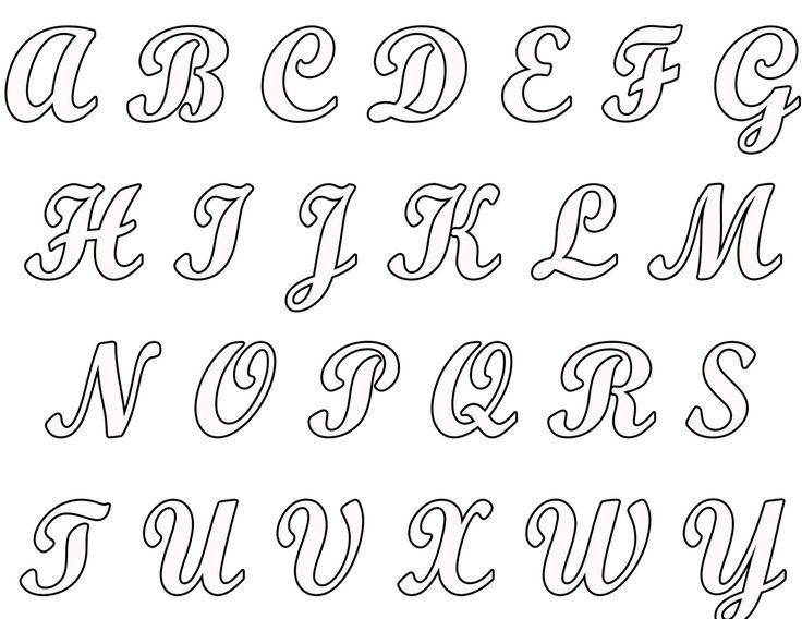 Bom Tres Exemplos Diferentes De Alfabeto Maiusculo E Minusculo
