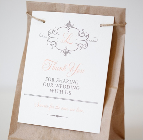 ... goodie bags for wedding on Pinterest Goody bags, Personalized
