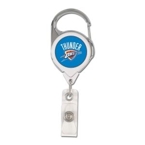 Check out our authentic collection of fan gears, souvenirs, memorabilia. Support the team you love! Free shipping for orders $99+    Check this link for more info:-https://www.indianmarketplace.net/oklahoma-city-thunder-retractable-premium-badge-holder/  #NFL #MLB #NBA #NCAA #NHL#Thunder