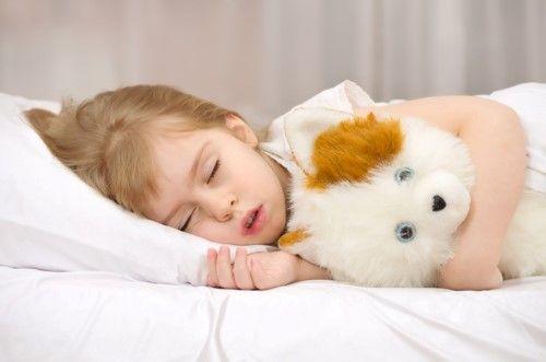 El sueño infantil. Siete consejos para un sueño de calidad