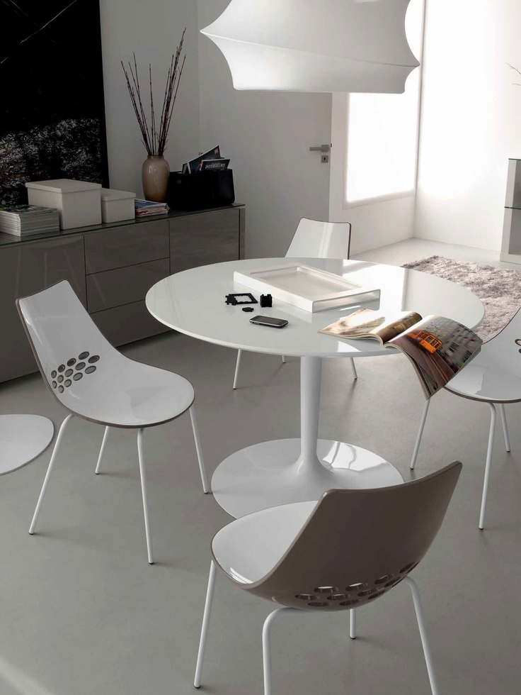 Calligaris Jam and Planet Dining Set