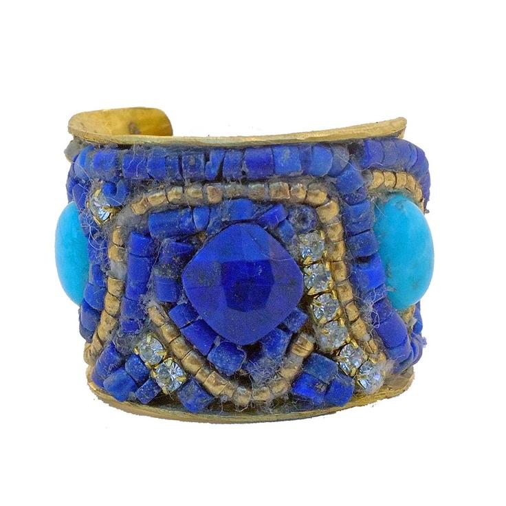 Bracelet - Bracelet Kathakali Carré Par Vida Vida m2PQbyZ
