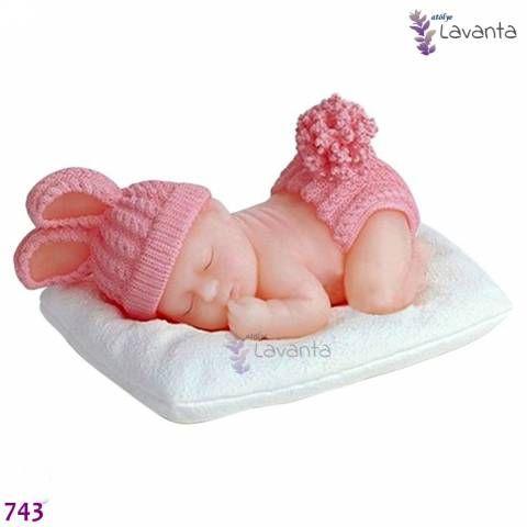 Bebek ve Çocuk Silikon Kalıp Modelleri
