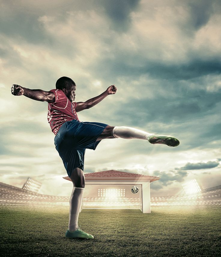 Photomontage Client: Rock Constructions Project: World Cup Promo Photo: Eloy Mora