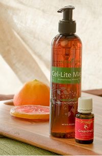 protocol when used consistently, will help to remove petrochemicals from fat cell.Grapefruit oil and Cel-lite Magic