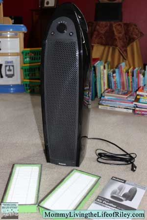 Holmes HAP9424 HEPA-Type Air Purifier ... keeps the air clean so I can work out indoors! #4XHealthier: 13 Pet