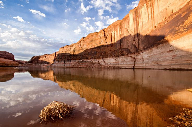 Lake Powell Reflection by Wesley Aston on 500px