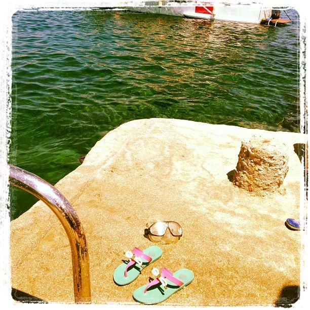 Doca slippers!  #doca#slippers#shoes#beach#sea#fashion#style#holidays#ss13