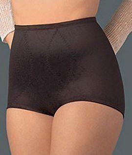 Style Number:16854. Instant Slimmer Firm Control Plus Size Brief Plus size girdle and shaper brief, Provides firm control to tummy and hips. Perfect for work or evening outfits, Front... More Details