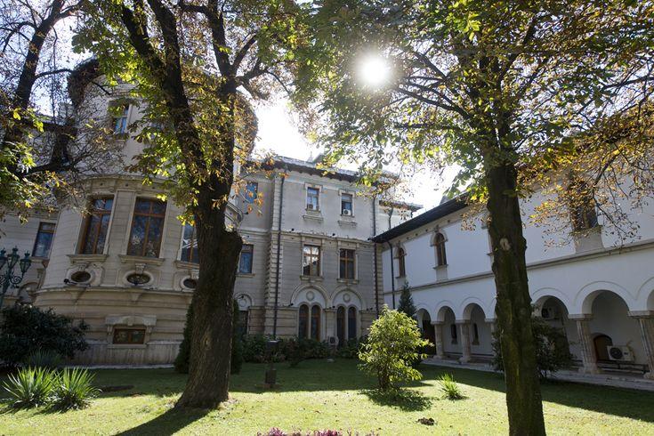 Curtea Interioara - Palatul Cotroceni