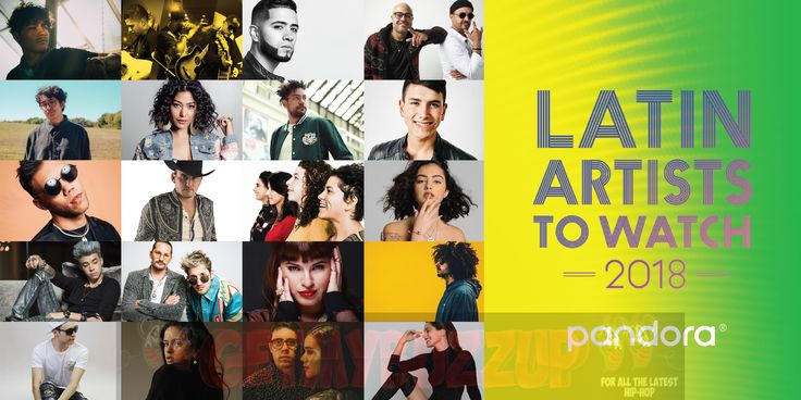 New post on Getmybuzzup- Melymel, A.CHAL, COASTCITY, & Jesse Baez are Pandora's Latin Artists to Watch 2018!- http://getmybuzzup.com/?p=837027- Please Share