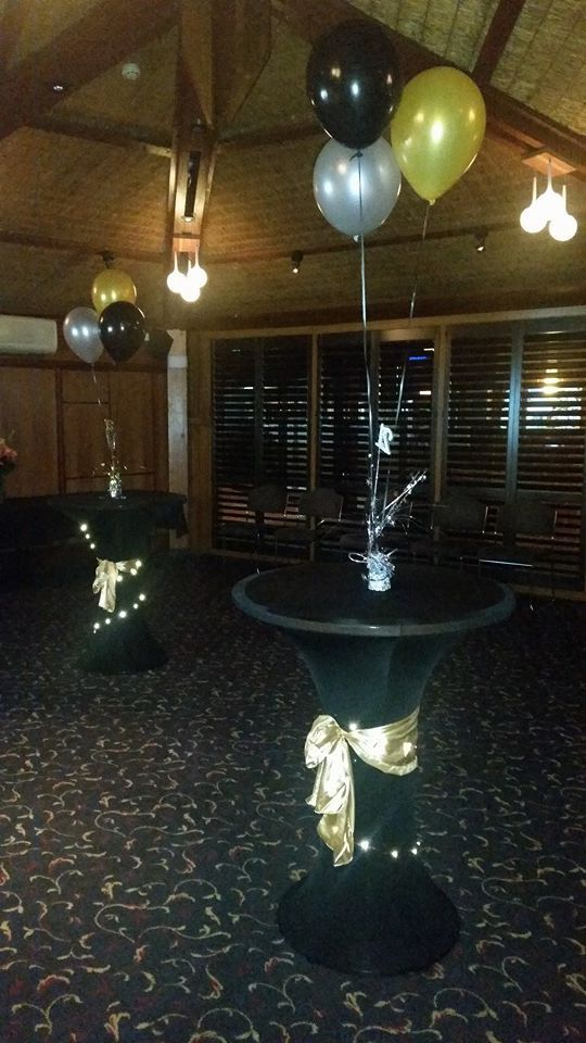 21st Birthday Party Osmond Room at the Arkaba Hotel. June 2015.