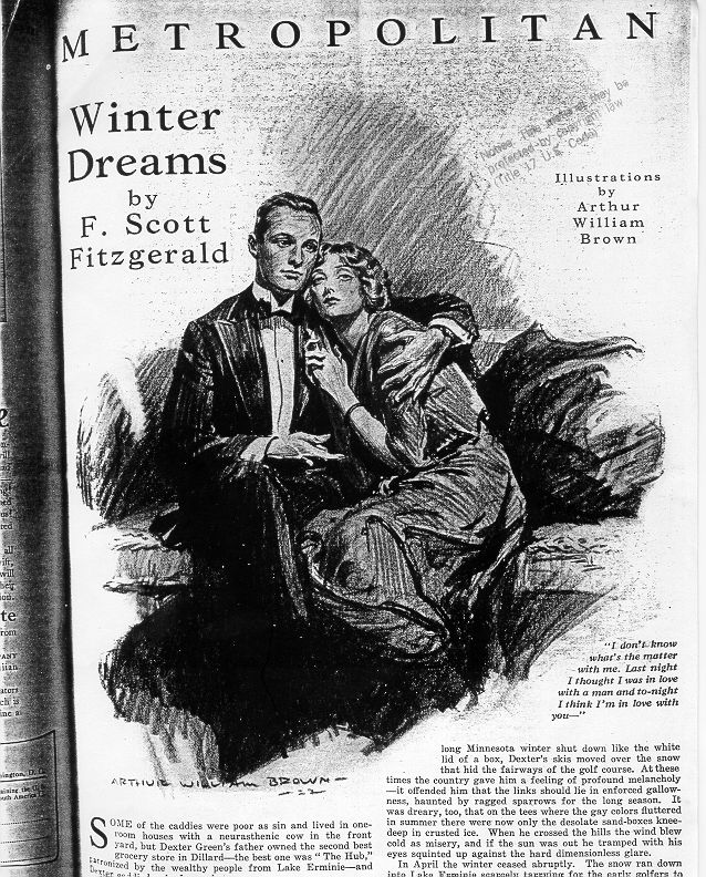winter dreams by f scott fitzgerald my favorite short story winter dreams by f scott fitzgerald my favorite short story books scott fitzgerald books and book authors