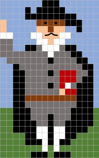 Il Maestro Alberto propone un'altra attività di condingunplugged e pixel art dedicata al Carnevale: la scheda della maschera del Dottor Balanzone, che va a fare compagnia a…