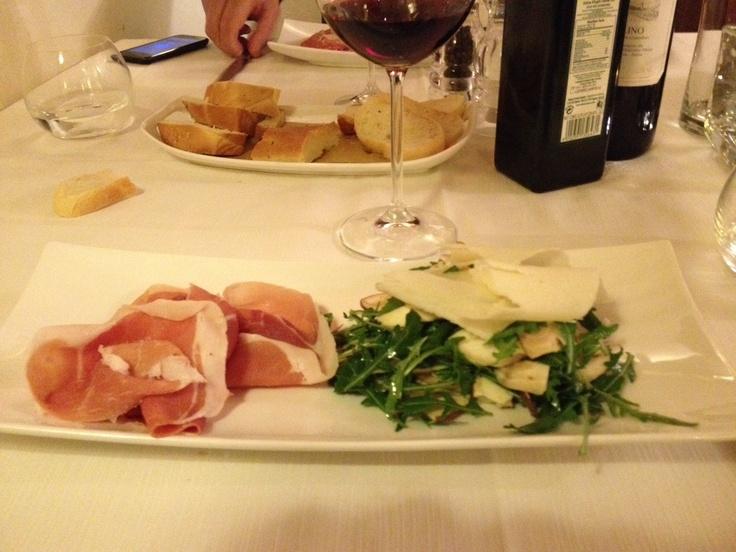 Italy, Veneto delicious entree