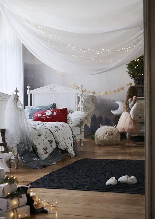 H&M HOME Sweden | Christmas 2017 | via trendspanarna