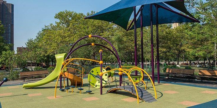 Roberto Clemente Park - Inclusive Playground