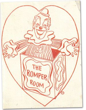"Wonderama 1960 TV Show | The clown was ""Romper Room's"" other branding image (reminding me, at ..."