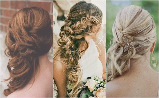 Najlepsze inspiracje na fryzury z włosami na bok