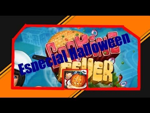 Cooking Fever - Mod Money Infinit Atualizado 2016 Especial Halloween