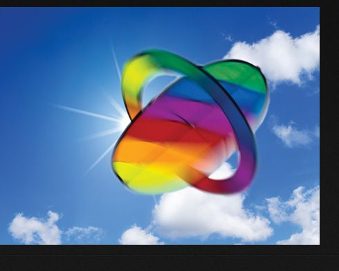 This is called a Flip Kite.  It was patented by Steve Wingert.  It is stable, easy to fly, and eye-catching.