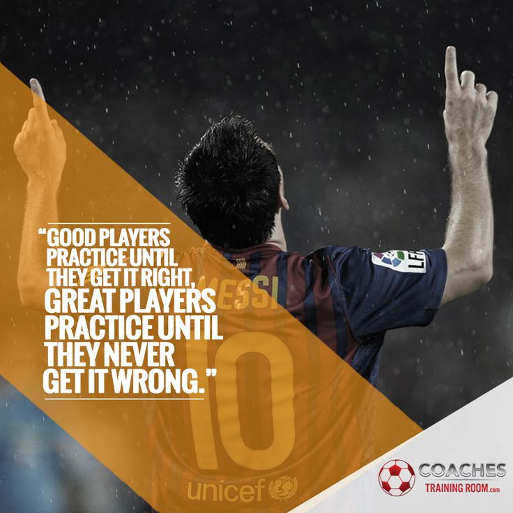 Soccer Motivation Quotes Lionel Messi
